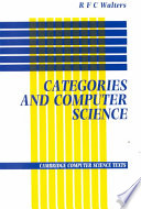 Categories And Computer Science book