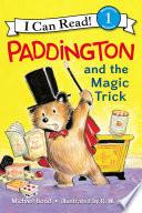 Paddington and the Magic Trick Book PDF