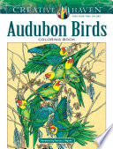 Creative Haven Audubon Birds Coloring Book