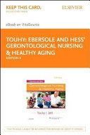 Ebersole   Hess  Gerontological Nursing   Healthy Aging