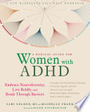 A Radical Guide for Women with ADHD Book PDF