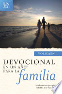 Devocional en un a  o para la familia volumen 1