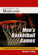 University of Maryland Men s Basketball Games