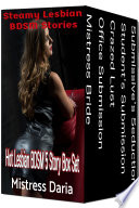 Steamy Lesbian BDSM Stories 5 Story Box Set