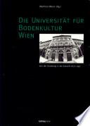Die Universität für Bodenkultur Wien