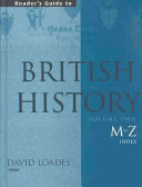 Reader s Guide to British History