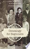 Genealogy for Beginners Book PDF