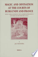 illustration Magic and Divination at the Courts of Burgundy and France