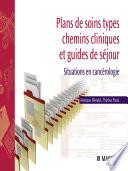 illustration Plans de soins types, chemins cliniques et guides de séjour
