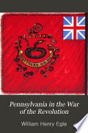 Pennsylvania in the War of the Revolution