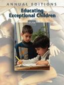 Educating Exceptional Children 05 06