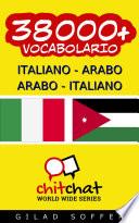 38000  Italiano   Arabo Arabo   Italiano Vocabolario