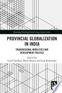 Provincial Globalization in India