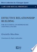 Effective Relationship Building