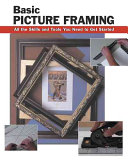 Basic Picture Framing