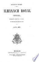 Almanach Royal Officiel