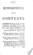 Practical Husbandman and Planter ,or, Observations on the Ancient and Modern Husbandry, Planting and Gardening, Etc
