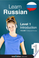 Learn Russian   Level 1  Introduction to Russian