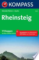 Kompass Wanderf  hrer Rheinsteig