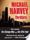 Michael Harvey Thrillers 2 Book Bundle