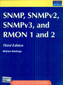 Snmp, Snmpv2, Snmpv3, And Rmon 1&2, 3/E