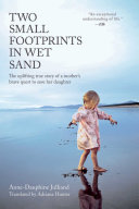 Book Two Small Footprints in Wet Sand