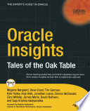 Oracle Insights