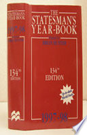 The Statesman s Year Book 1997 8