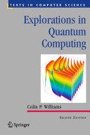 download ebook explorations in quantum computing pdf epub