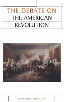 The debate on the American Revolution