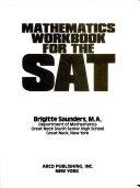 Mathematics Workbook for the SAT