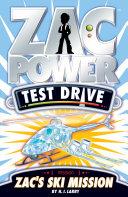 Zac Power Test Drive: Zac's Ski Mission