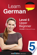 Learn German   Level 5  Upper Beginner  Enhanced Version