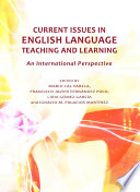 Current Issues in English Language Teaching and Learning