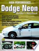 High Performance Dodge Neon Builder s Handbook