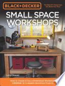 Black   Decker Small Space Workshops