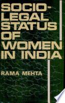 Socio legal Status of Women in India