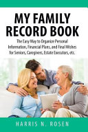 My Family Record Book