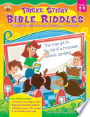 Tricky, Sticky Bible Riddles, Grades 2 - 3 For Grades 2 3 Each Of The 36 Riddles