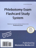 Phlebotomy Exam Flashcard Study System