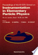 Instrumentation in Elementary Particle Physics