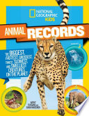 National Geographic Kids Animal Records