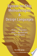System on Chip Methodologies   Design Languages