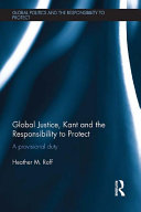 download ebook global justice, kant and the responsibility to protect pdf epub