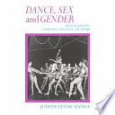 Dance  Sex  and Gender