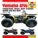 Yamaha Atvs Timberwolf Bruin Bear Tracker 350er And Big Bear
