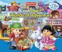 Fisher Price Little People Worlds of Adventure  A Look Inside Book