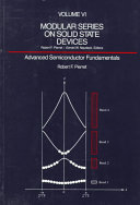 Advanced semiconductor fundamentals