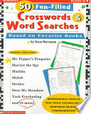 Fifty Fun filled Crosswords   Word Searches
