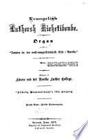 Evangelisk luthersk kirketidende